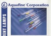 Aquafine - UV Lamp
