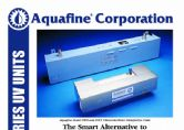Aquafine DW Series